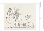 Assyrian Chief with Susian Captive and Susian Supplicants by Anonymous