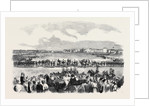 Execution at Bombay of a Mutinous Havildar and Sepoy by Blowing from Guns by Anonymous