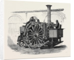 Messrs. Tuxford's Traction Engine Exhibited at the Smithfield Club Cattle Show by Anonymous