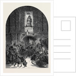 Christ's Hospital and Christmas Eve by Anonymous