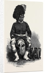 Private Humphrey Wilson of the 78th Highlanders by Anonymous