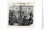 Boys' Refuge Great Queen Street Lincoln's-Inn Fields: The Shoemaking Department by Anonymous
