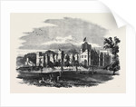 Bayons Manor Lincolnshire the Seat of the Right Hon. Charles Tennyson D'Eyncourt by Anonymous