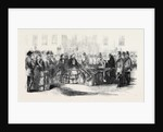 Presentation of Colours to the 14th Regiment by the Countess of Eglinton by Anonymous