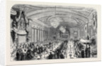 The Burns Banquet at Montreal by Anonymous
