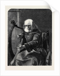 The Lay of the Last Minstrel from a Painting by W.P. Frith R.A. In the Flatou Collection by Anonymous
