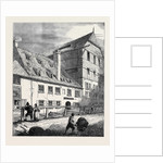 House at Augsburg in which Holbein Was Born by Anonymous