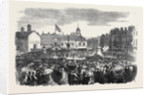 Inauguration of the Steel Monument at Carlisle on the 16th Ult. by Anonymous