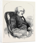 Dr. Beddome Mayor of Romsey Hants. From a Photograph by Maull and Polyblank by Anonymous