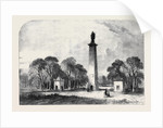 Dunston Pillar (Formerly Dashwood's Lighthouse) Lincoln Heath 1859 Lincolnshire by Anonymous
