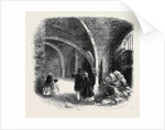 The Crypt Under Lambe's Chapel Monkwell Street London UK by Anonymous