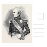 Marshal Randon the New French Minister of War by Anonymous