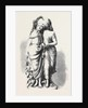 Measurement by Foxglove: Edith and Emily Children of Gathorne Hardy Esq. M.P., in the Exhibition of the Royal Academy by Anonymous