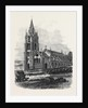 Roman Catholic Cathedral Wellington New Zealand 1869 by Anonymous