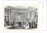 Fetes of the Viceroy of Egypt at Cairo: The Ball 1869 by Anonymous