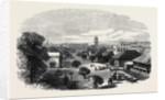 Merchant Street Rangoon British Burmah 1869 by Anonymous