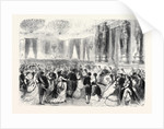A State Ball at the Tuileries Paris France 1869 by Anonymous