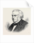 The New Ministry: Rt. Hon. J. Bright 1869 by Anonymous