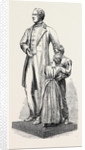 Statue of Richard Oastler at Bradford UK 1869 by Anonymous