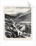 The Sutherlandshire Gold Diggings: Kildonan Burn 1869 by Anonymous
