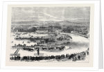 Cork Park Races: The Grand National Steeplechase 1869 by Anonymous