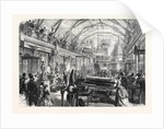 South Staffordshire Industrial Exhibition at Wolverhampton UK 1869 by Anonymous