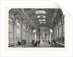 The New Freemason's Hall Great Queen Street London UK 1869 by Anonymous