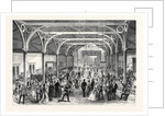 The Guards' Institute Vauxhall Bridge Road London: The Ball Room 1869 UK by Anonymous