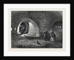 The Crimea Revisited: Interior of the Round Tower of the Malakoff 1869 by Anonymous