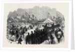 Opening of Southwark Park London UK 1869 by Anonymous