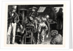 Charles Dickens American Notes 1842 in the Cabin of the Canal Boat. by Anonymous