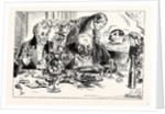 Charles Dickens Sketches by Boz Tureens of Soup Are Emptied with Awful Rapidity by Anonymous