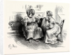 Charles Dickens Sketches by Boz Mrs. Bloss and Mis. Tibbs by Anonymous