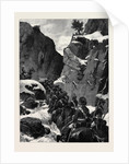 The Afghan War: The 10th Bengal Lancers in the Jugdulluk Pass 1880 by Anonymous