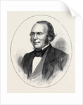 The Late Professor Agassiz 1874 by Anonymous