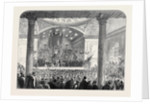 Presentation of the Freedom of the City of Edinburgh to Baroness Burdett-Coutts 1874 by Anonymous