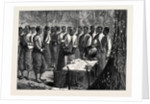 The Ashantee War: Paying a West India Regiment 1874 by Anonymous
