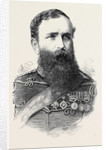 Major-General P.S. Lumsden C.B. Adjutant-General of the Army in India 1879 by Anonymous