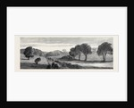 In the Meath Hunting Country: Holywood Rath House Ireland 1879 by Anonymous