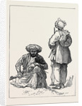 The Afghan War: Ghilzai Warriors 1879 by Anonymous