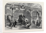 The Paris International Exhibition: The Tunisian Section 1867 by Anonymous