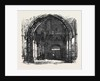 Bury St. Edmunds: Interior of the Abbey Gate 1867 by Anonymous