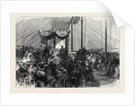The Duchess of Sutherland Laying the Foundation Stone of the Alexandra Orphanage at Hornsey Rise 1867 by Anonymous