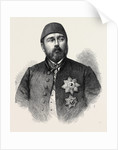 Ismail Pacha G.C.B. Viceroy of Egypt 1867 by Anonymous