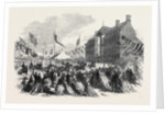 Opening of the International College by the Prince of Wales: Arrival of His Royal Highness 1867 by Anonymous