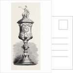 Prize Cup for the Belgians Given by the Victoria Rifle Corps 1867 by Anonymous