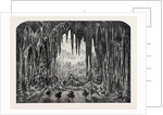 The Caverns of Ice at the Alhambra Leicester Square London UK 1867 by Anonymous