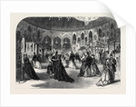 Southern Counties' Exhibition of Arts in the New Assembly Rooms at the Pavilion Brighton UK 1867 by Anonymous