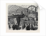 The Paris International Exhibition: British Section: Gold and Silver Plate and Glass Ware France 1867 by Anonymous