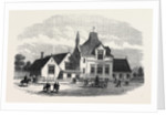 The Gospel-Oak Schools Kentish Town London UK 1867 by Anonymous